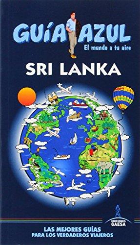 9788416137374: Sri Lanka (Guias Azules)