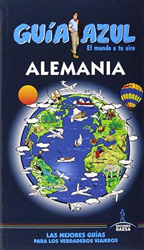 9788416137671: (2015).ALEMANIA.(GUIA AZUL)
