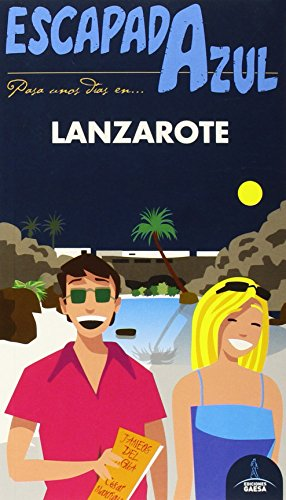 9788416137718: Lanzarote Escapada Azul