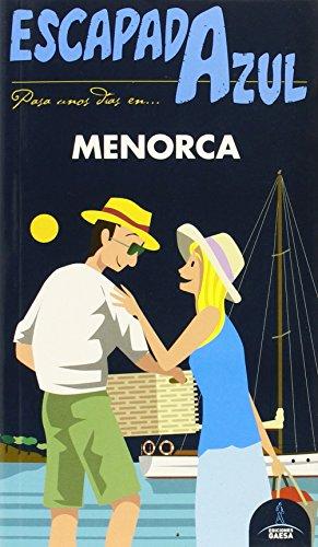 9788416137916: ESCAPADA AZUL MENORCA