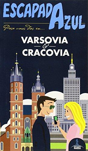 9788416137978: Varsovia y Cracovia Escapada Azul