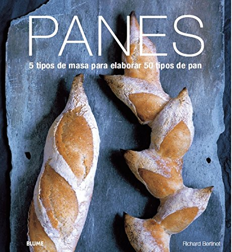 9788416138753: Panes: 5 tipos de masa para elaborar 50 tipos de pan