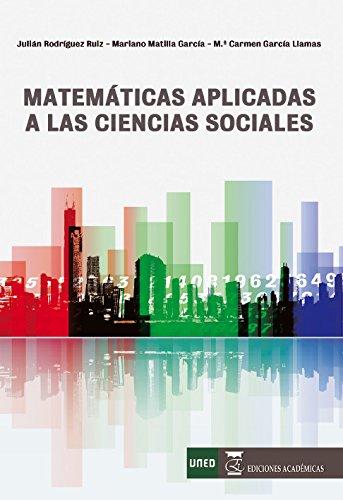 9788416140077: MATEMÁTICAS APLICADAS A LAS CIENCIAS SOCIALES EJERCICIOS Y PROBLEMAS RESUELTOS