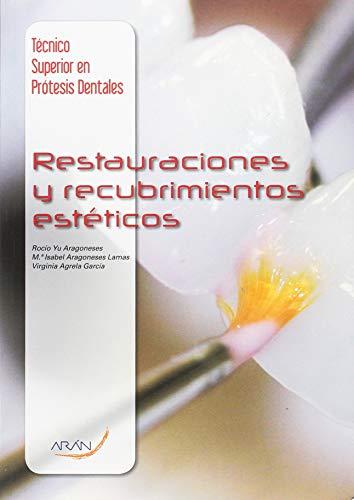 9788416141791: Restauraciones y recubrimientos estéticos