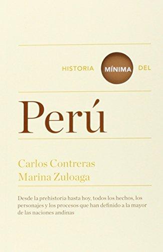 9788416142071: Historia mínima del Perú (Spanish Edition)
