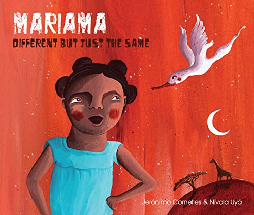 9788416147601: Mariama: Different But Just the Same