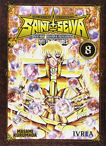 9788416150830: Saint Seiya Next Dimension Myth of Hades 8