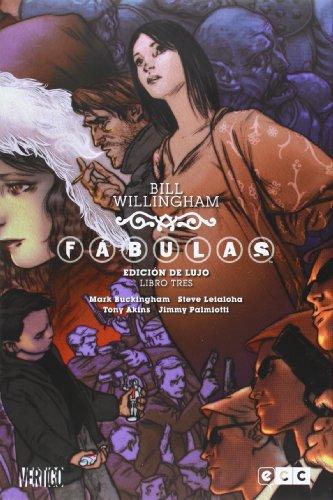 9788416152018: Fábulas: Edición de lujo - Libro 3 (2a edición)