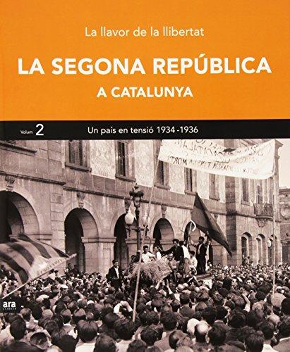 9788416154371: La Segona República A Catalunya II: 2