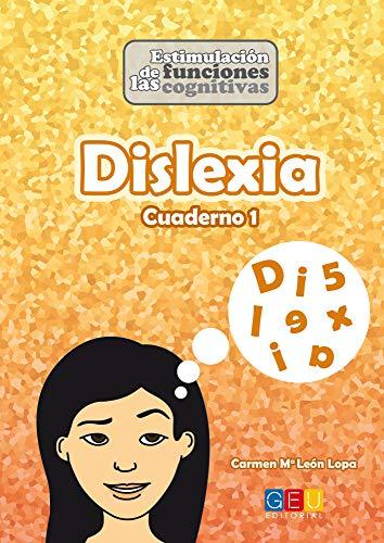 9788416156207: Dislexia Cuaderno 1