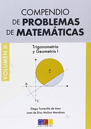 9788416156597: COMPENDIO DE PROBLEMAS DE MATEMATICAS VOLUMEN II
