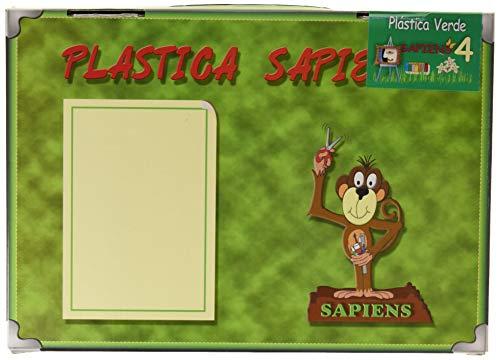 9788416168415: PLASTICA VERDE 4ºEP 15 SAPEA14EP