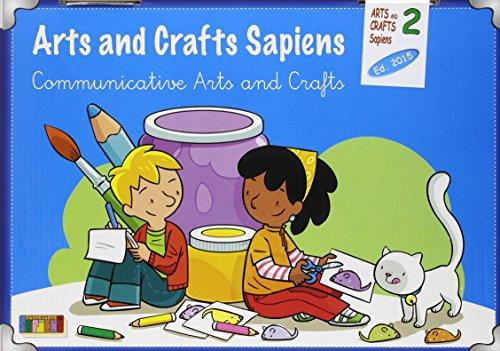 9788416168521: ARTS AND CRAFTS SAPIENS 2ºEP 15 SAPEA12EP