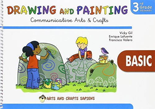 9788416168798: Drawing and Painting 3 Basic