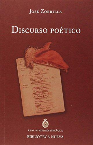 9788416170777: Discurso Poético (DISCURSOS DE INGRESO A LA RAE)