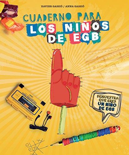 9788416177578: Cuaderno para los niños de EGB (Ilustracion)