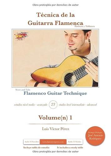 9788416184880: Técnica de la Guitarra Flamenca: Flamenco Guitar Technique