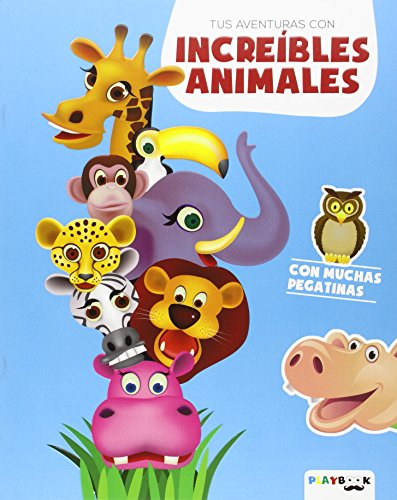 9788416189175: Animales (Tus aventuras con.)