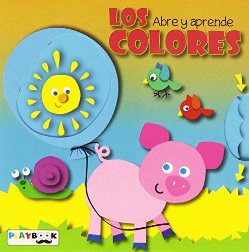 9788416189304: LOS COLORES
