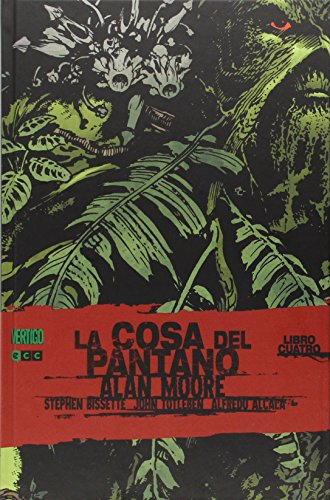 9788416194605: La Cosa del Pantano de Alan Moore núm. 4