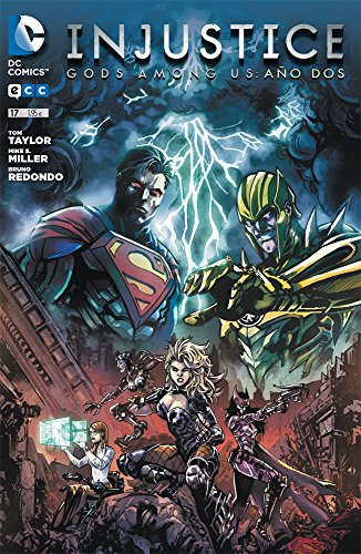 INJUSTICE: GODS AMONG US NÚM. 17