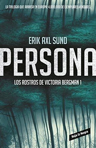 9788416195022: Persona / Crow Girl (Viktoria Bergman) (Spanish Edition)