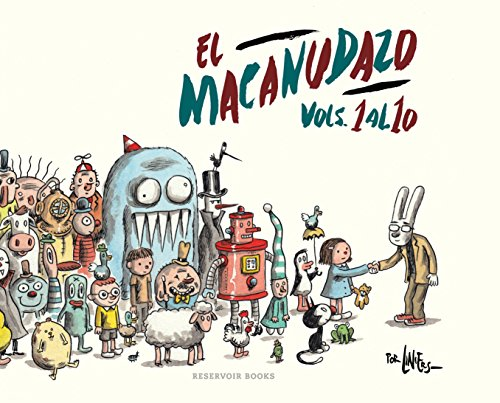 9788416195435: El Macanudazo