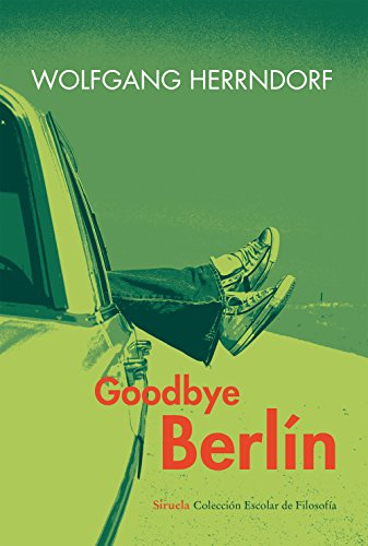 9788416208043: goodbye berlín