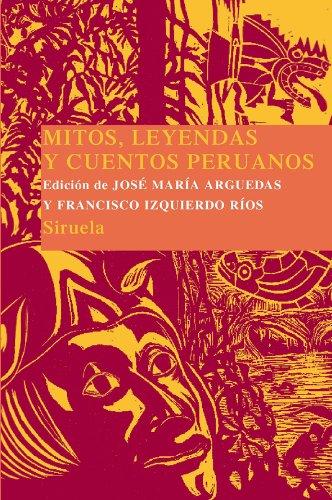 Mitos, leyendas y cuentos peruanos: José María Arguedas,