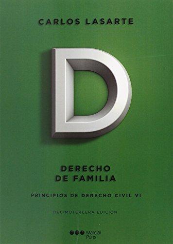 9788416212347: PRINC.DERE.CIVILVI DERECHO MAR-PON