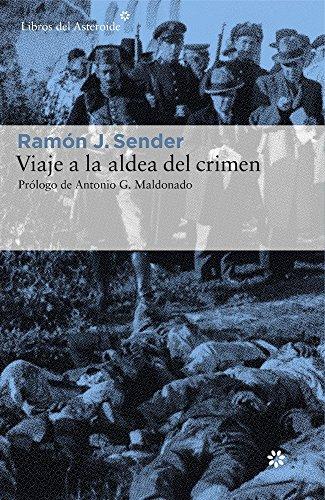 9788416213634: Viaje a la aldea del crimen (Spanish Edition)