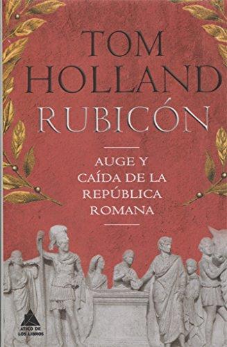 9788416222360: Rubicón (à tico Historia)