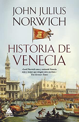 9788416222698: Historia de Venecia (Ático Historia)