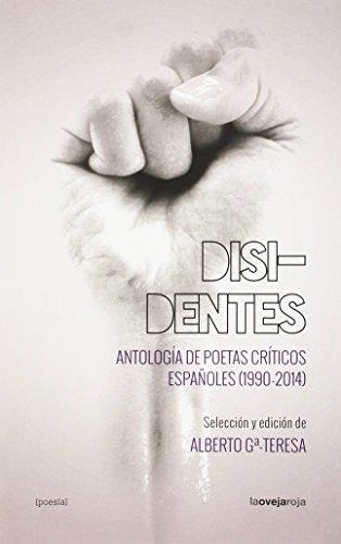 9788416227044: Disidentes (Poesia)