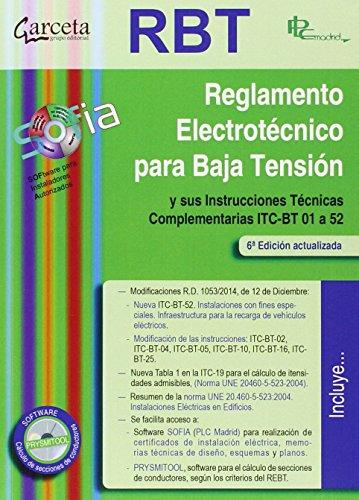 RBT. Reglamento Electrotécnico para Baja Tensión: Energía y Turis Ministerio de ...