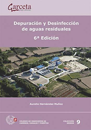 9788416228263: Depuración y desinfección de aguas residuales. 6ª Edición
