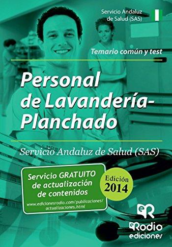 9788416232642: Personal de Lavandería-Planchado del SAS. Temario común y Test (Spanish Edition)