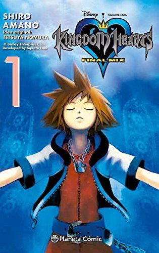 9788416244584: Kingdom Hearts Final mix nº 01