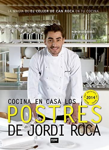 9788416245062: Cocinemos en casa los postres de Jordi Roca