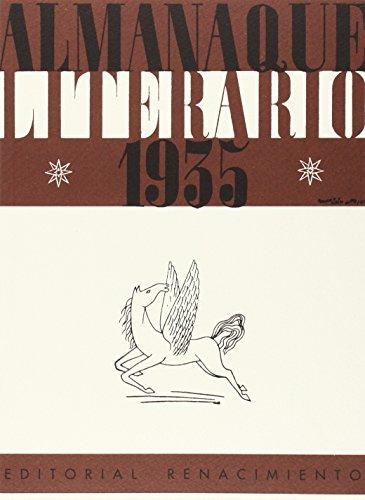 9788416246076: ALMANAQUE LITERARIO 1935