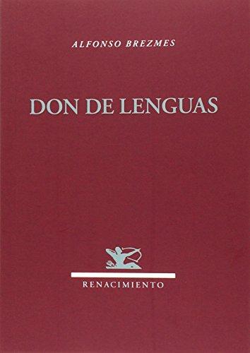 Don de lenguas: Brezmes, Alfonso