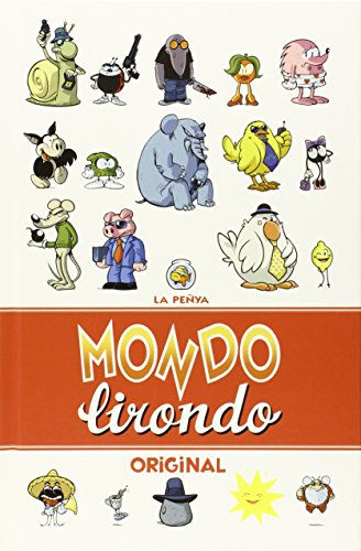 MONDO LIRONDO ORIGINAL: Albert Monteys, Alex