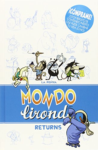 MONDO LIRONDO RETURNS: Albert Monteys, Alex