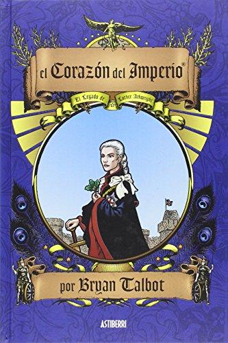 El corazón del Imperio: Brian Talbot