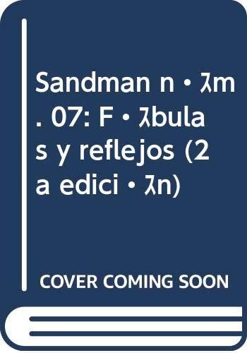 9788416255863: Sandman n·m. 07: Fßbulas y reflejos (2a edici¾n)