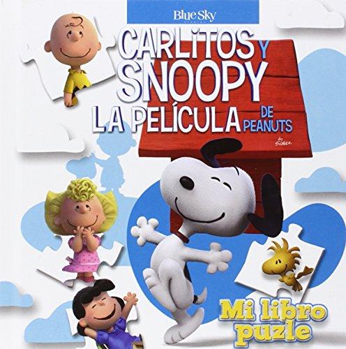 9788416261482: Carlitos y Snoopy, la película. Mi libro puzle