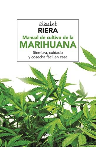 9788416267057: Manual de cultivo de la marihuana