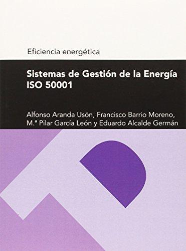 9788416272419: SISTEMAS DE GESTION DE LA ENERGIA ISO 50001
