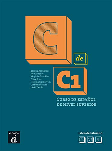 9788416273485: C de C1 - libro del alumno [Lingua spagnola]