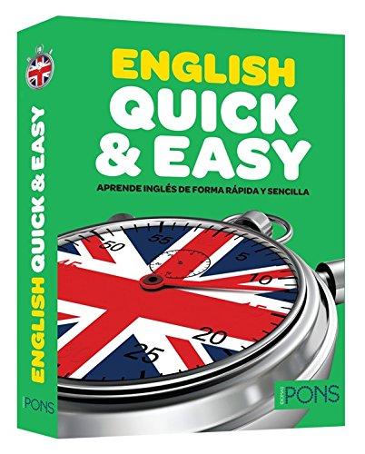 9788416273713: ENGLISH QUICK & EASY APRENDE INGLES DE FORMA RAPIDA Y SENCI